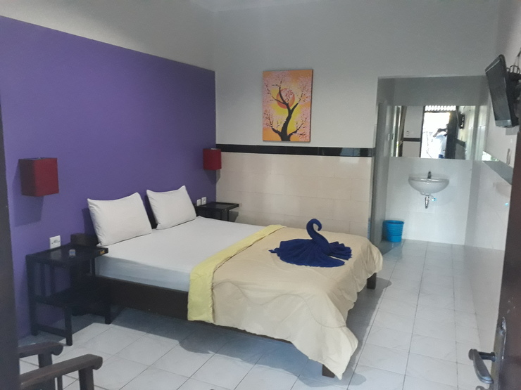 Cinthya Guesthouse Bali - Guest room