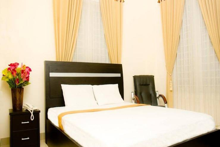 Hotel Walan Syariah Surabaya - Kamar tamu