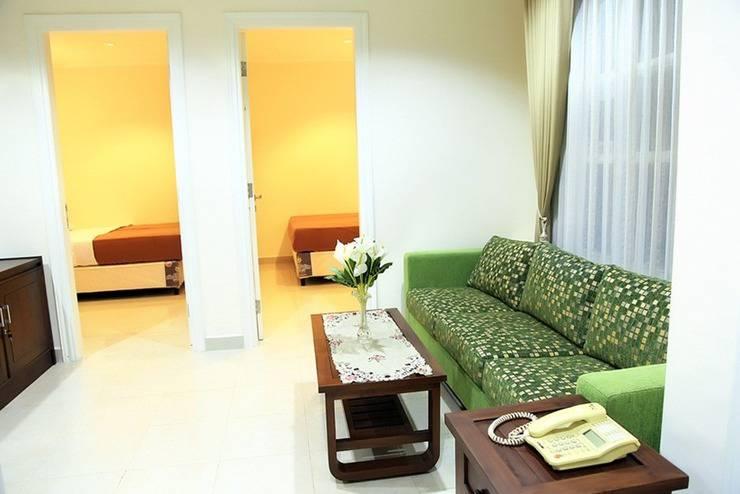 Hotel Walan Syariah Surabaya - Ruang tamu