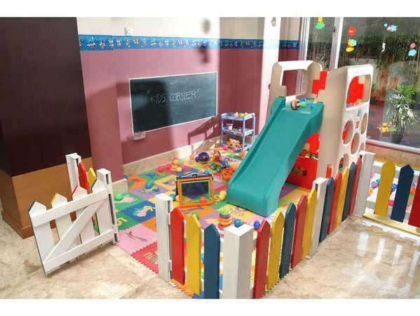 Serela Riau Hotel Bandung - Kids Corner