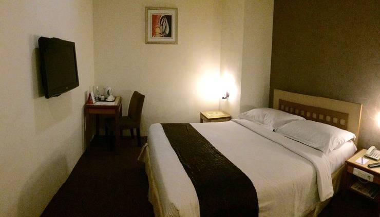 Serela Riau Hotel Bandung - smart double