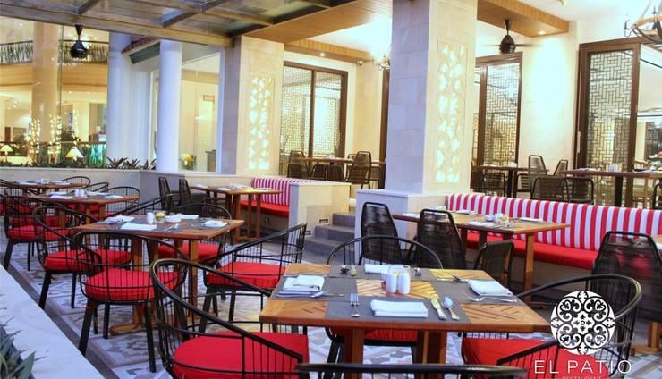 Hotel Melia Purosani Yogyakarta - Restauran El Patio