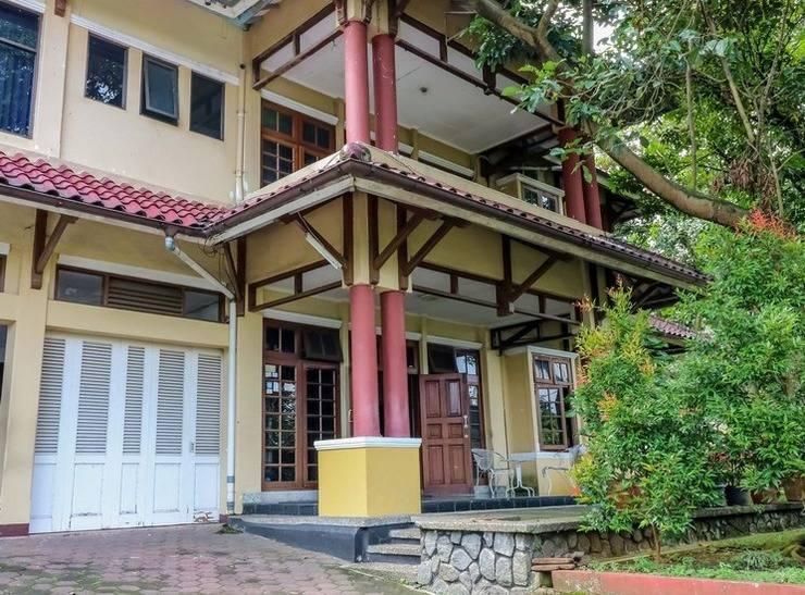 NIDA Rooms Tugu Kujang Bogor - Penampilan