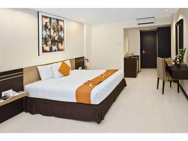 The Sunset Hotel Bali - Kamar Super Deluxe