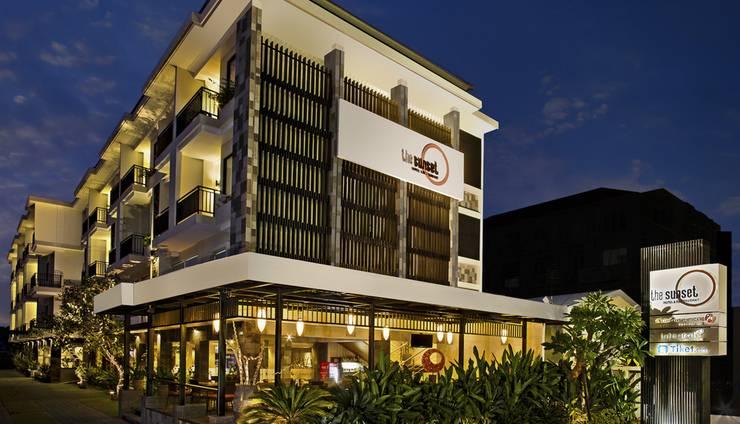 The Sunset Hotel Bali - Luar Hotel