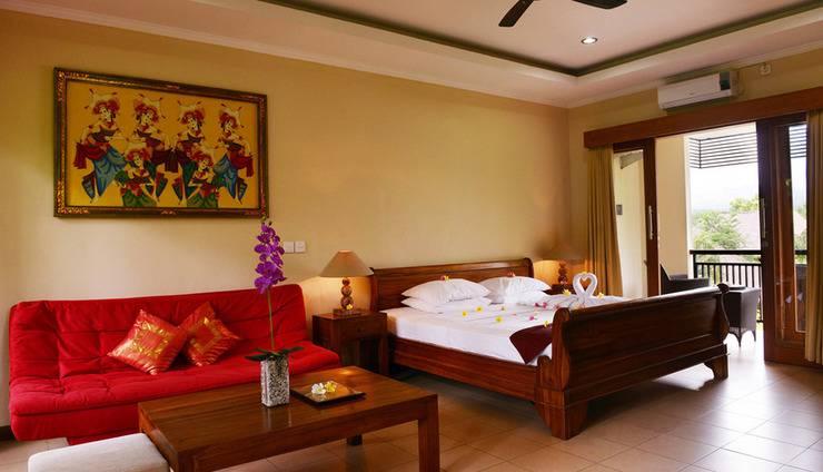 Medewi Bay Retreat Bali - Kamar Studio Deluxe