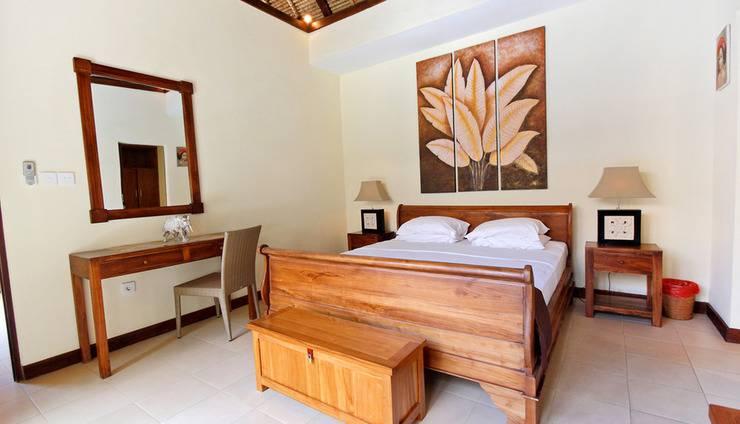Medewi Bay Retreat Bali - OneBedroon Villa berbagi Kolam Renang