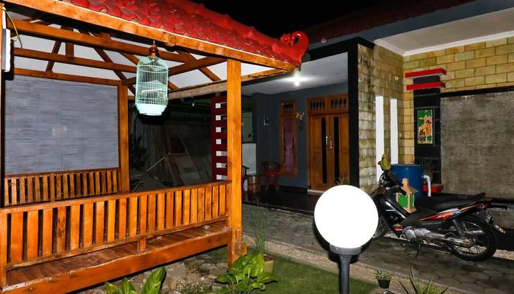 NIDA Rooms Airport Kiman Pakualaman - Eksterior