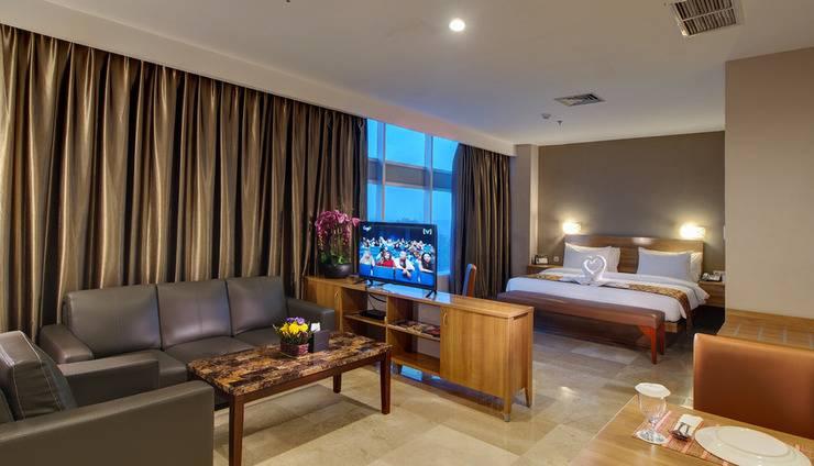 Hotel Horison Pematang Siantar - Kamar tamu