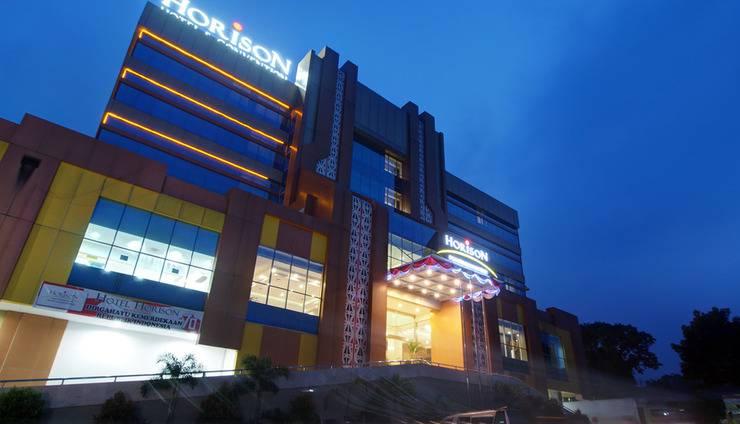 Hotel Horison Pematang Siantar - Tampilan Luar Hotel