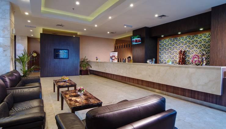 Hotel Horison Pematang Siantar - Lobi
