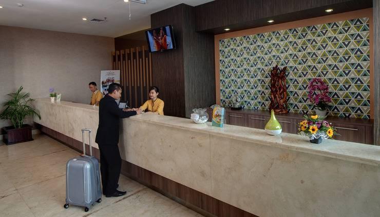Hotel Horison Pematang Siantar - Resepsionis