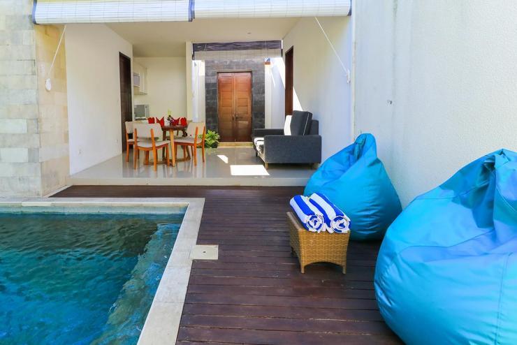Kumari Villa Bali - Vila 2 Kamar Tidur