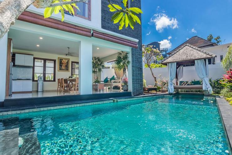 Allamanda Villa Jimbaran Bali -