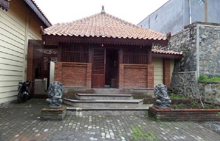 Villa Adas Probolinggo - pandangan depan