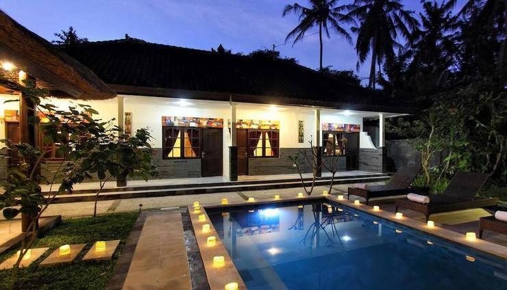 Bunutan Guest House Bali - Kolam Renang