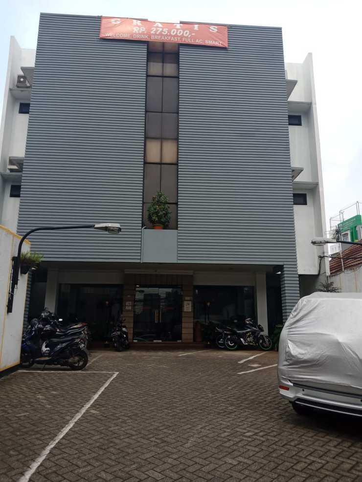 Hotel Caravan Jakarta - Appearance