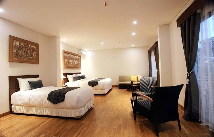Hotel Puriartha Ubud Bali - Room