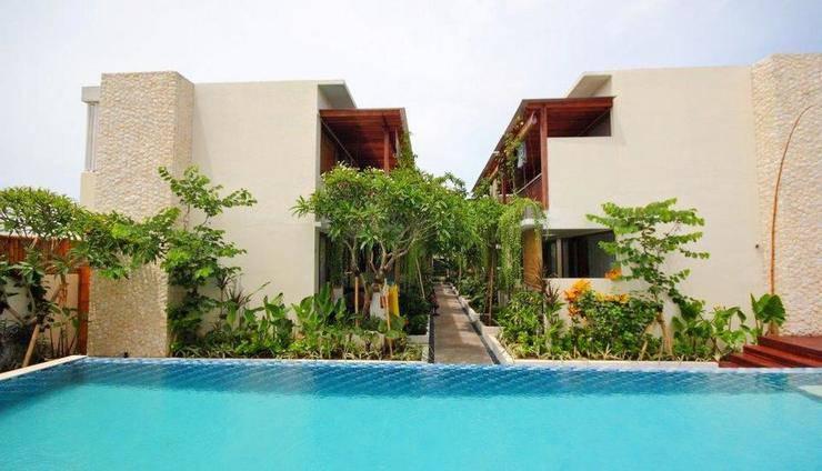 Arana Suites Bali - Kolam Renang
