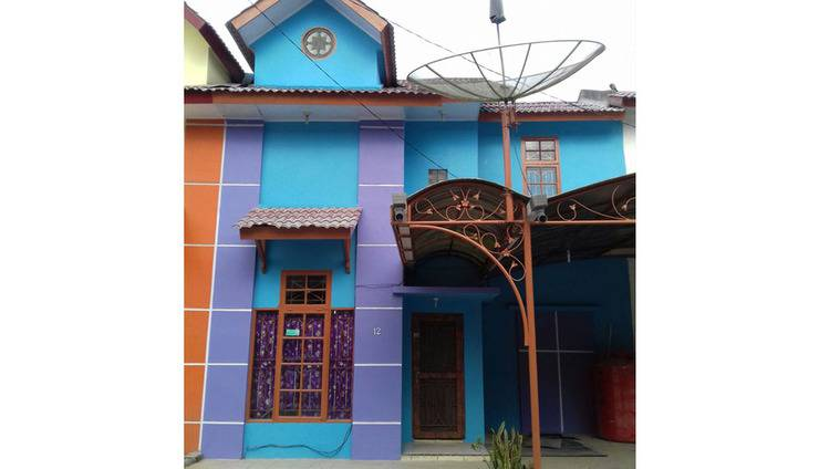 Villa Bukit Asri Berastagi - Exterior