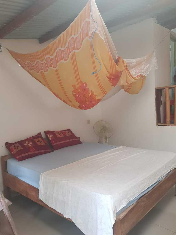 Palulu Garden Homestay Manggarai Barat - Bedroom