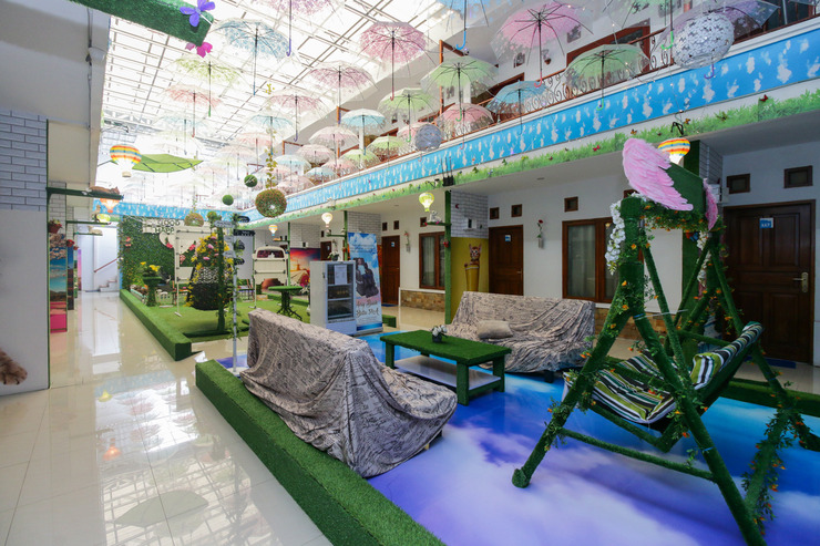 Airy Buah Batu Logam 37A Bandung Bandung - Interior