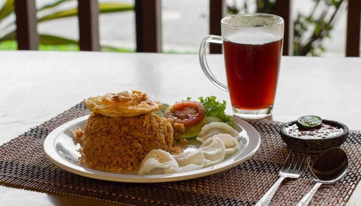 Saung Balibu Hotel & Resto Bandung - Sarapan Pagi: Nasi Goreng
