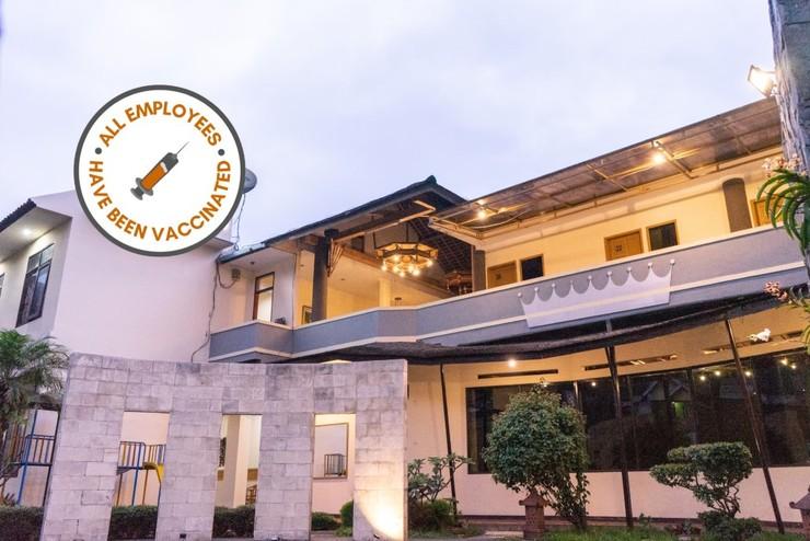 Saung Balibu Hotel & Resto Bandung - Exterior