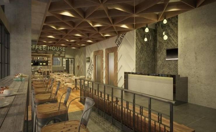 Cleo Hotel Jemursari - Interior