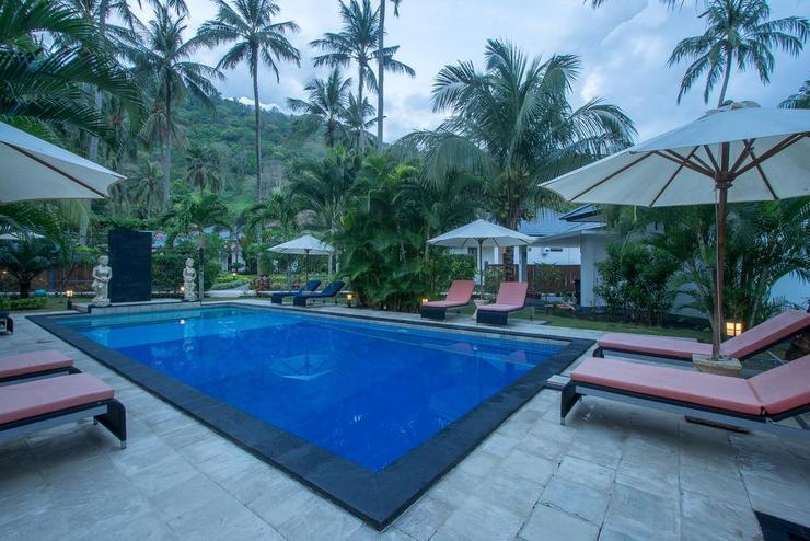 Dream Estate Resort Lombok - Facilities