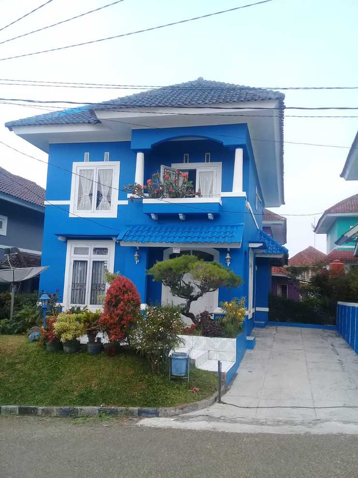 Villa Bukit Cipendawa Cianjur - Appearance