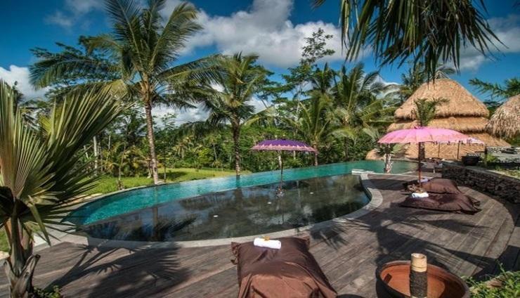 Blue Karma Resort Ubud - Pool