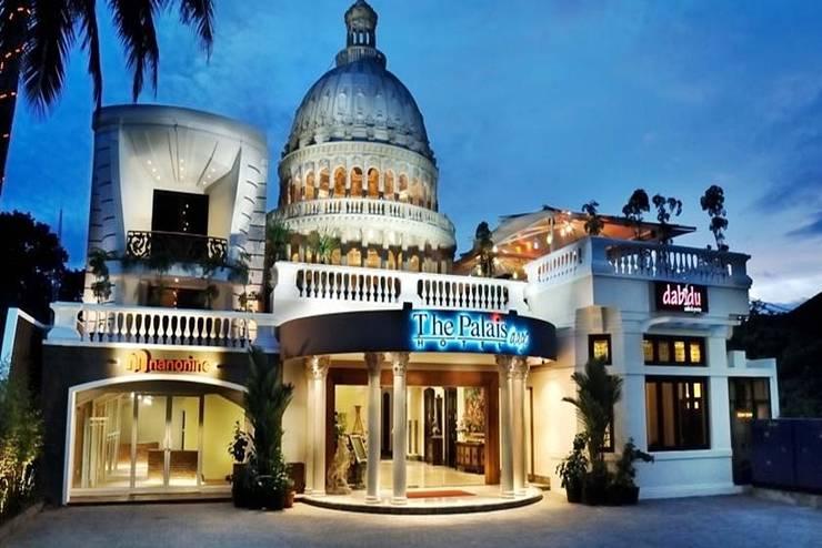The Palais Dago Hotel Bandung - Eksterior