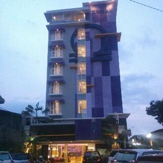 Zodiak Cokro Yogyakarta - Bangunan