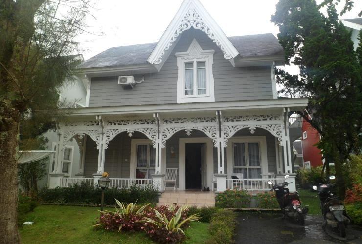 Villa Kota Bunga Mawar Cianjur - Exterior