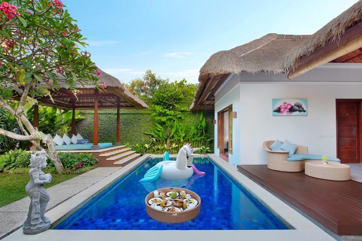 Villa Kecapi Seminyak - Private Pool