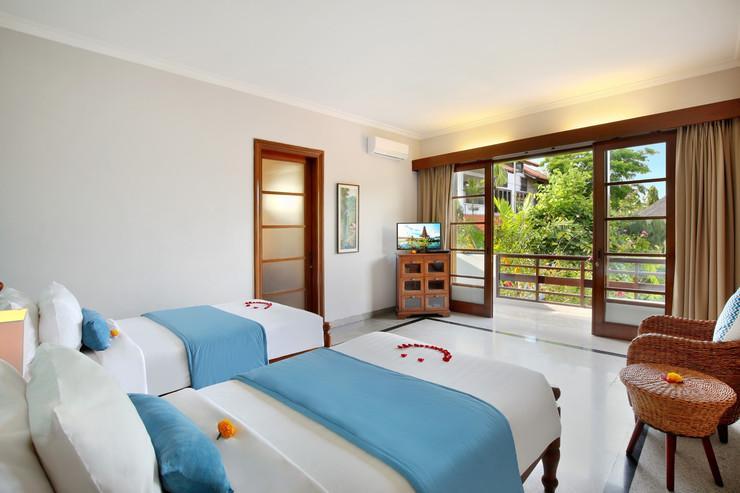 Villa Kecapi Seminyak - Twin Bed