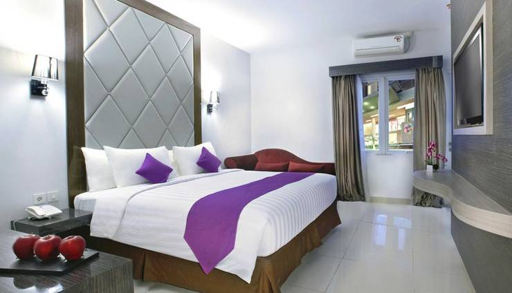 Quest Hotel  Balikpapan - Suite Room