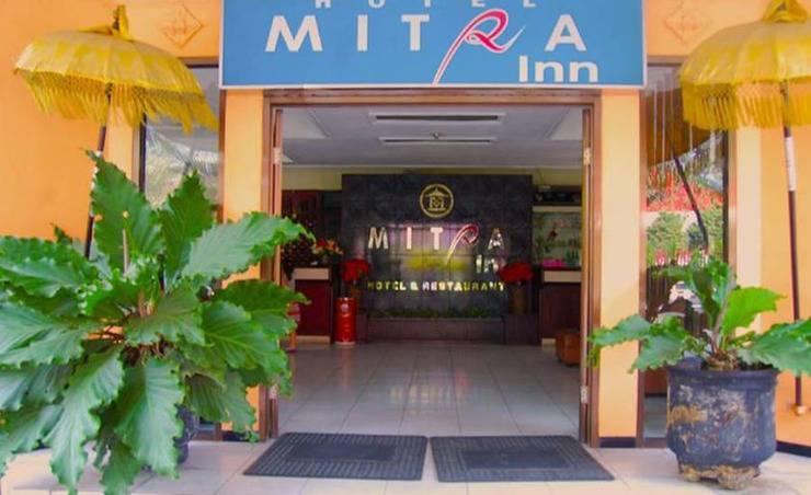 Hotel Mitra Inn Kediri - Eksterior