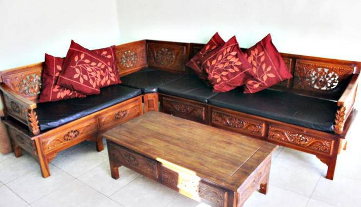 Asri House Bali - Living room