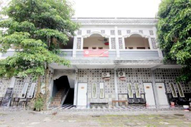 Penginapan Amalia Syariah Yogyakarta - Exterior