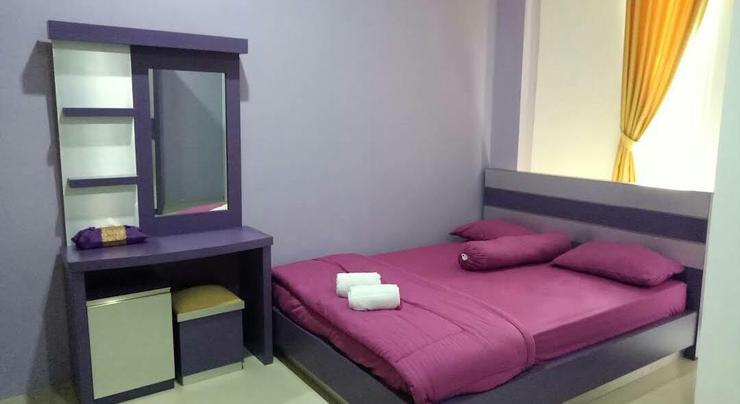 Hotel Ungu Pas Kangen Bekasi Bekasi - Bedroom