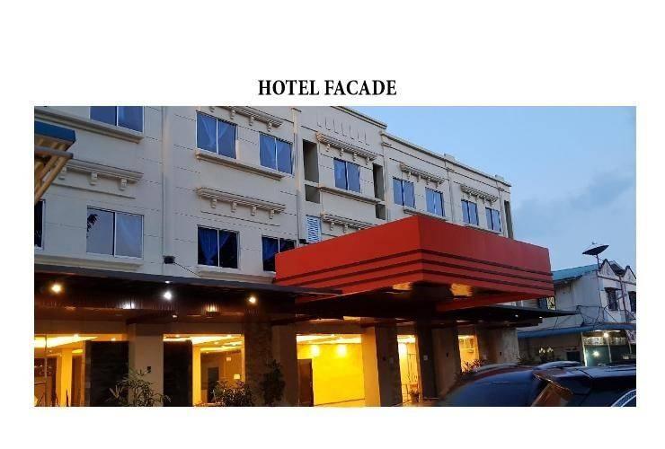 SP Hotel Batam - Facade