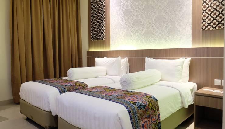 Nevada Ketapang Hotel Ketapang - superior twin bed