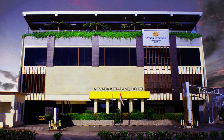 Nevada Ketapang Hotel Ketapang - Tampilan depan NHK