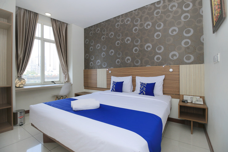 SMARTHOMM HOTEL ANCOL - Deluxe Double
