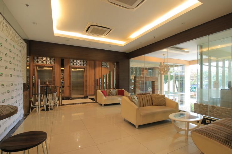 SMARTHOMM HOTEL ANCOL - Lobby