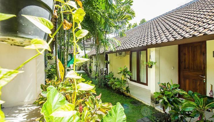 Umanede Jimbaran Bali - view