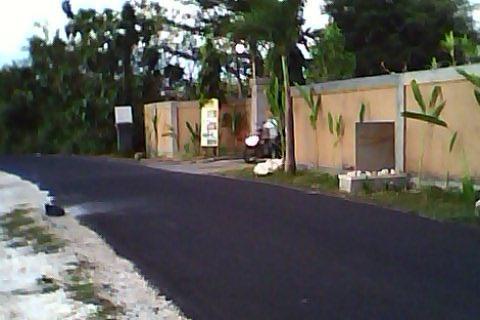 Balangan Garden Bungalow Bali - areal luar hotel
