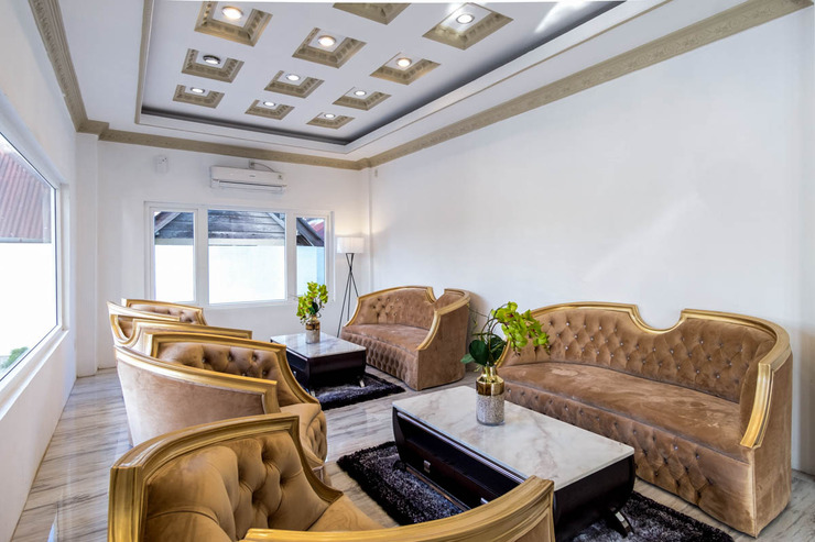 OYO 293 Mutiara Hijau Suites Syariah Medan - Sitting Area